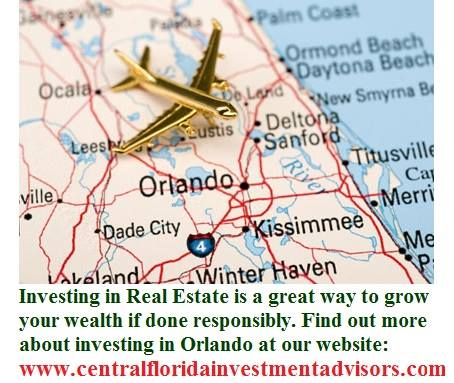 investing real estate orlando